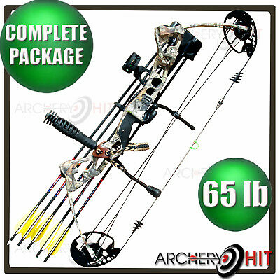 Bear Legion Compound Bow With Extras