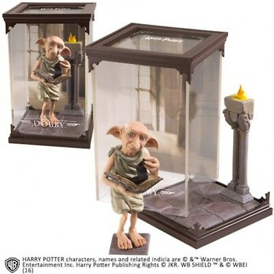 Harry Potter Magical Creatures Dobby House Elf Figurine Noble Collection NN7346