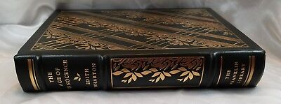 The Age of Innocence Edith Wharton Franklin Library American Literature Leather