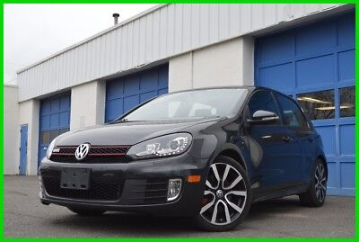 2014 Volkswagen Golf Wolfsburg Edition Navigation Leather Interior Heated Seats LED Headlights Bluetooth Power Moonroof