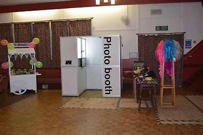 Photo Booth  /party pictures / business / printer MITSUBISHI CP9810DW / BARGAIN