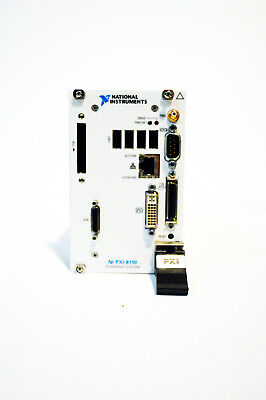 National Instruments NI PXI-8110 2.26 GHz Quad-Core Proc. PXI Emb. Contr. RT-10