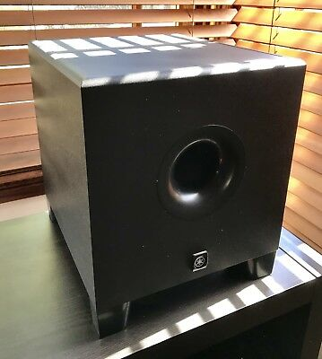 Yamaha HS8S Powered Studio Monitor Subwoofer