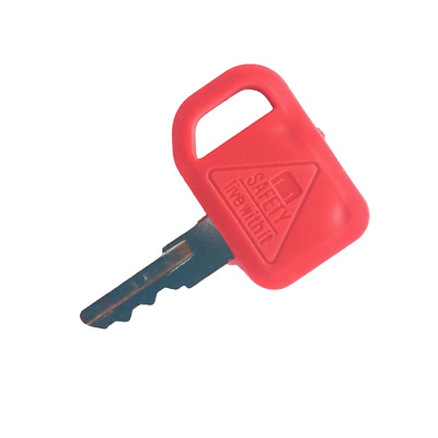 John Deere Skid Steer and Compact Tracked Loader Ignition Key T209428