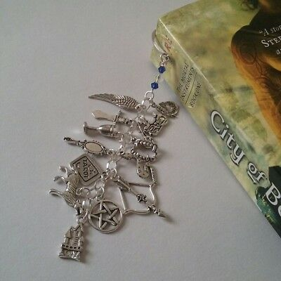 Shadowhunters The Mortal Instruments Inspired Charm Bookmark