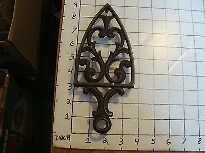 Original Vintage CAST IRON TRIVET 1800'S or early 1900's #24