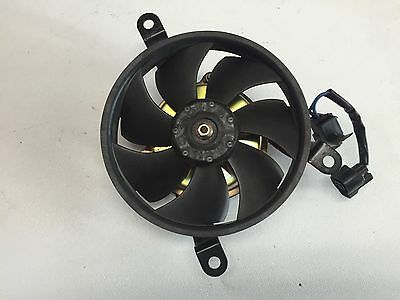 Suzuki AN 400 AN400 Burgman 400 Radiator Cooling Fan