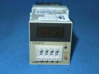 OMRON Counter H7CN-XLN H7CNXLN 12-48VDC new in box free ship