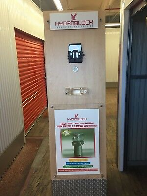 Trade Show Display with LCD mount & Transport Case
