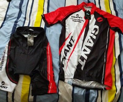 Giant bicycle clothing. Size medium. New with tags