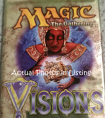 MTG Magic the Gathering Visions Mixed Commons, Uncommons, Rares. Multi Listing