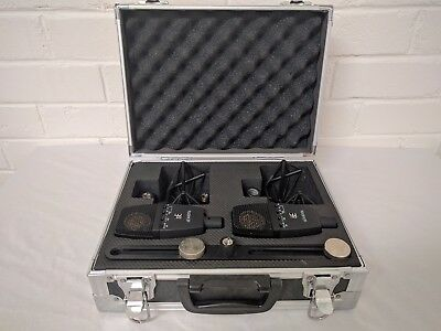 Se4400A Stereo Pair Condenser Microphones