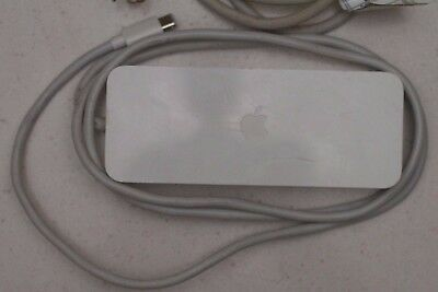 Apple Mac Mini 110W Power adapter genuine A1188 for A1176 A1283 Tagged tested 11