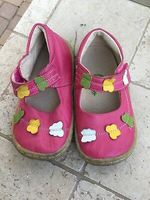 Livie And Luca Mary Janes Butter Girls Shoes size 11 Pink