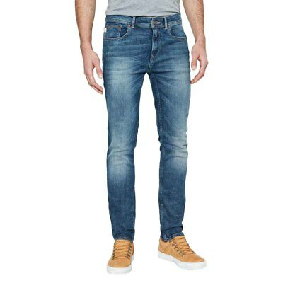 Timberland New Mens Mirror Lake Stretch Denim Skinny Jeans RRP £75