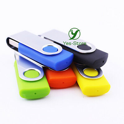 Pack of 100pcs 1GB 1Giga USB Flash Drive Thumb Stick Key Storage U Disk