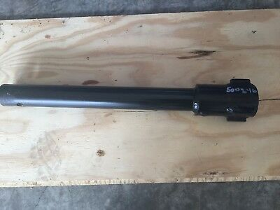 """Lowe 24"""" Length 2 9/16"""" Round Post Hole Digger Auger Extension"""