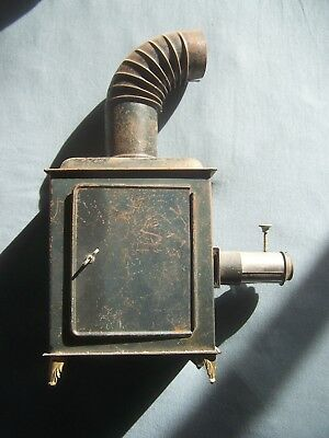 Antique Mirrorscope Magic Lantern Projector
