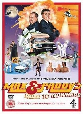 Max And Paddy's Road To Nowhere (DVD, 2005)