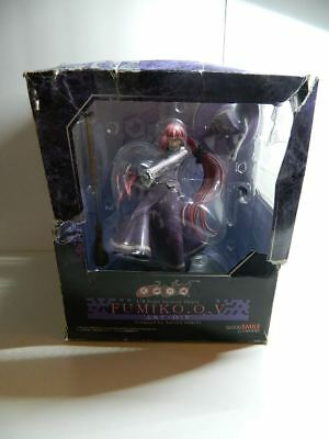 Good Smile FUMIKO.O.V 1/8 Scale Painted Figure Japan Import  New in damaged box
