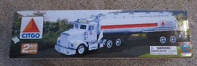 1997 CITGO TOY TANKER TRUCK 2nd IN A SERIES ~ BOX ONLY
