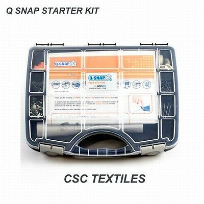 Q-SNAP FASTENER KIT Starter SS 150001-001 SUREFAS ~ Holiday Special : FREE S/H !