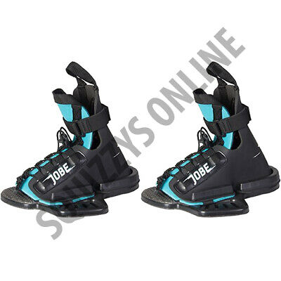 New 2018 Jobe Wolf Junior Water Ski Sports Wakeboard Boots - Pair