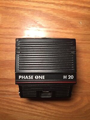 Phase One H20 digital back for Hasselblad V System Great Condition