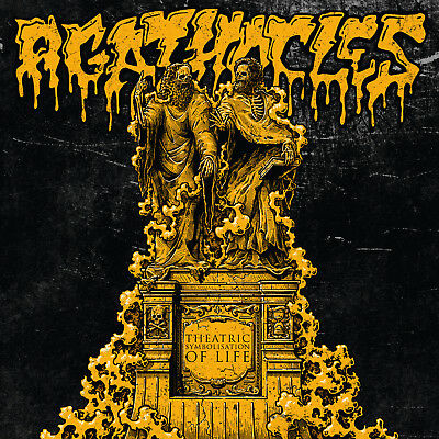 AGATHOCLES - theatric symbolisation of life 2-LP black vinyl