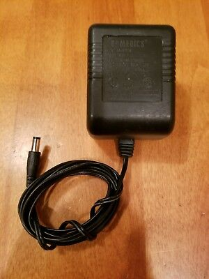 Homedics Technics ADP-7 AC Adapter Power Supply Cord TEAD-48-120800U 12V 800mA