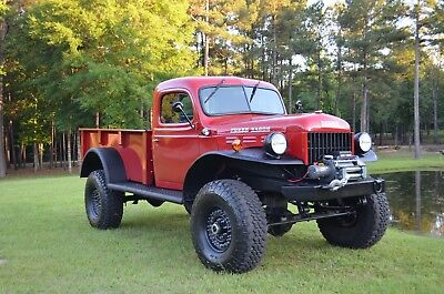 1949 Dodge Power Wagon  1949 B1 Dodge Power Wagon
