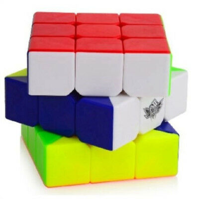 Professional 3x3x3 Speed Cube Puzzle Twsity Game Bright Stickerless Kids Toys