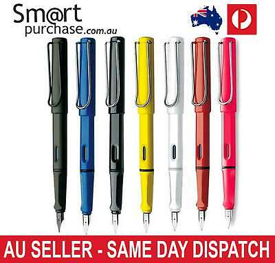 LAMY Safari Fountain Pen Multicolour Germany Gift Colour Pens W