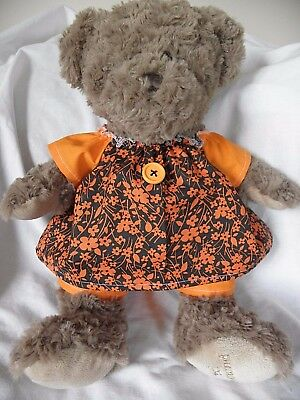 Dress & pants to fit Pumpkin Patch teddy girls 15 inch Build a bear clothes