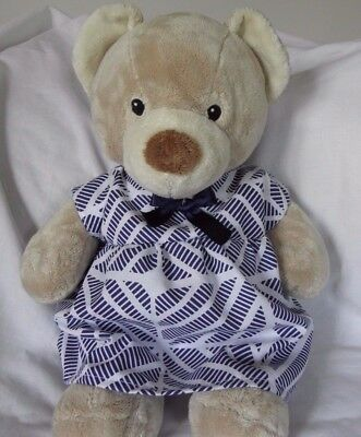 Dress and bloomers to fit Pumpkin Patch teddy girls 15 inch Build a bear clothes