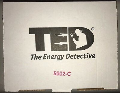 TED 5002-C The Energy Detective Electricity Monitor