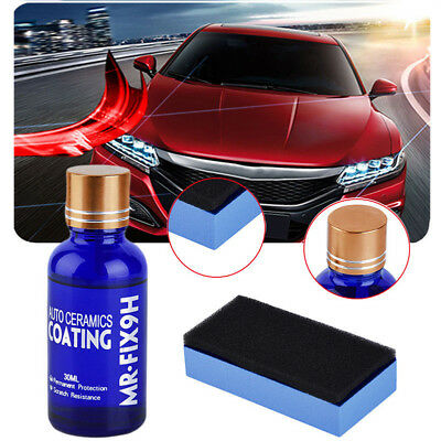 Mr fix 9h Anti-scratch Car Liquid Ceramic Coat Super Hydrophobic Glass Coating