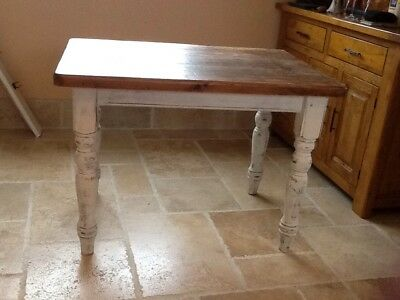 Old Kitchen / Dining Table Beautifully Restored