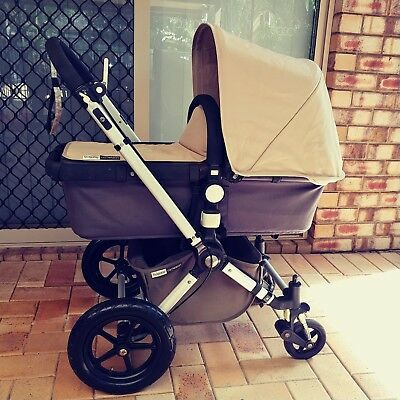 Bugaboo Cameleon Pram or Stroller with Accessories