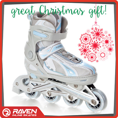 Raven Inline Skates Fully Adjustable Various Sizes Excellent Gift Ideas