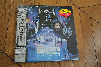 Star Wars The Empire Strikes Back Special Edition 1997 Laserdisc LD PILF-2469