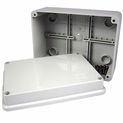 Outdoor Waterproof Weatherproof IP56 Adaptable Box Enclosure ALL SIZES