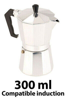 Cafetière italienne 300 ml compatible induction - Cucina Dimodena