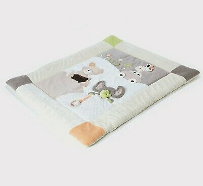 Minidream Baby Playmat Play Carpet Toy Mat Floor Mat with Storage Bag X Large
