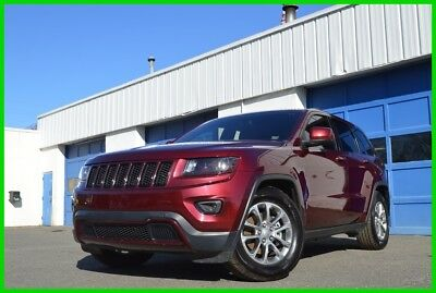 2016 Jeep Grand Cherokee Limited Leather Heated Seats Power Everything Moonroof Uconnect Rear View Camera Loaded