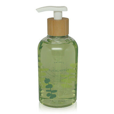 Thymes • Hand Wash w/ Pump • Eucalyptus • 8.25oz • New • AUTHENTIC
