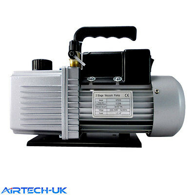 4.5CFM 1/2HP two Stage Vacuum Pump Air Conditioning Refrigeration Vacuum15µ