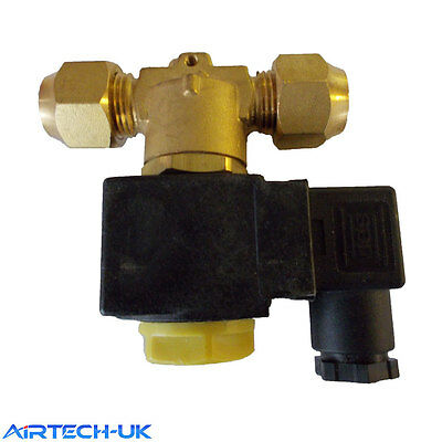"""Solenoid Valves Flare Type 1/4"""" Cold rooms Freezer Rooms"""