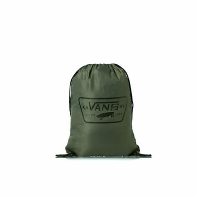 Saco sport (Gymsack) Vans League Bench Bag Anchorage Ripstop Verde Hombre