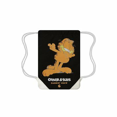 WL-HD17-GB-07, Saco sport (Gymsack) Cayler & Sons – C&S Wl Dab Mondays Garfield
